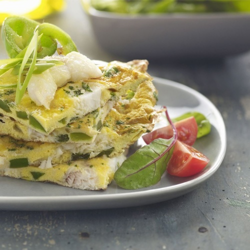 Protein Power Frittata's